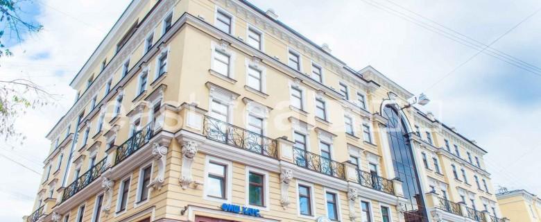 Бизнес-центр «Болоев-Центр», класс «А» г. Санкт-Петербург