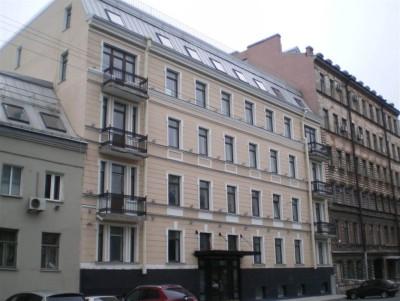 Гостиница «Plus seven», Санкт-Петербург