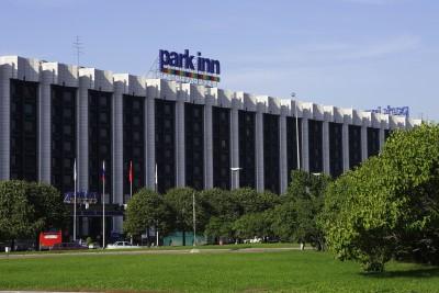 Гостиница «Park Inn Пулковская», Санкт-Петербург