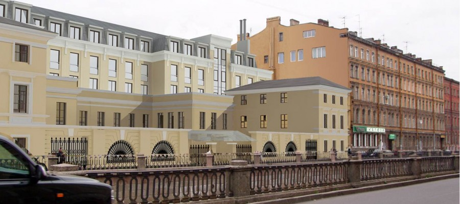 Гостиница «Radisson SAS», Санкт-Петербург