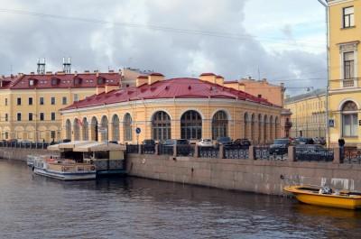 Бизнес-центр — центральный офис «Совкомфлот», класса «А» (ГИОП) г.Санкт-Петербург