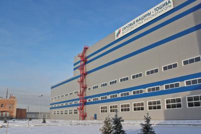 Завод по производству силовых трансформаторов  г. Санкт-Петербург, п. Металлострой