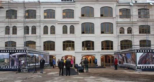 8 августа 2015г в Санкт-Петербурге состоялось открытие Международной академии музыки имени Елены Образцовой