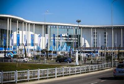 7 января 2014г в Сочи состоялось открытие главного медиацентра зимних Олимпийских игр