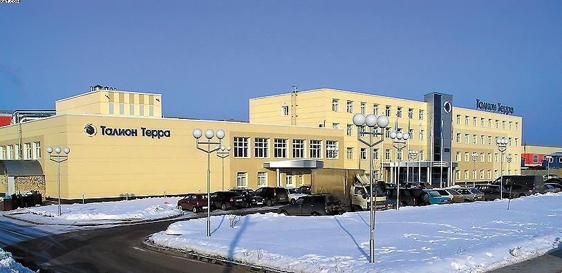 Завод OSB г.Торжок, монтаж инженерных систем