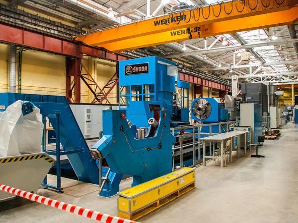 Завод многоцелевых высокооборотных дизельных двигателей ОАО «Звезда» г. Санкт-Петербург