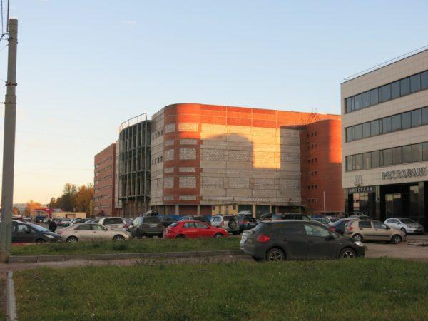 Торговый центр «Богатырь», г. Санкт-Петербург