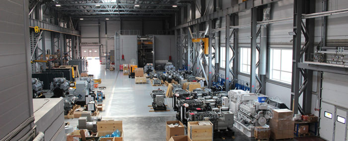Проектные и монтажные работы по приспособлению под размещение гидравлического тормозного стенда