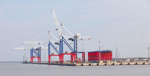 Порт «Бронка» г. Ломоносов, г. Санкт-Петербург