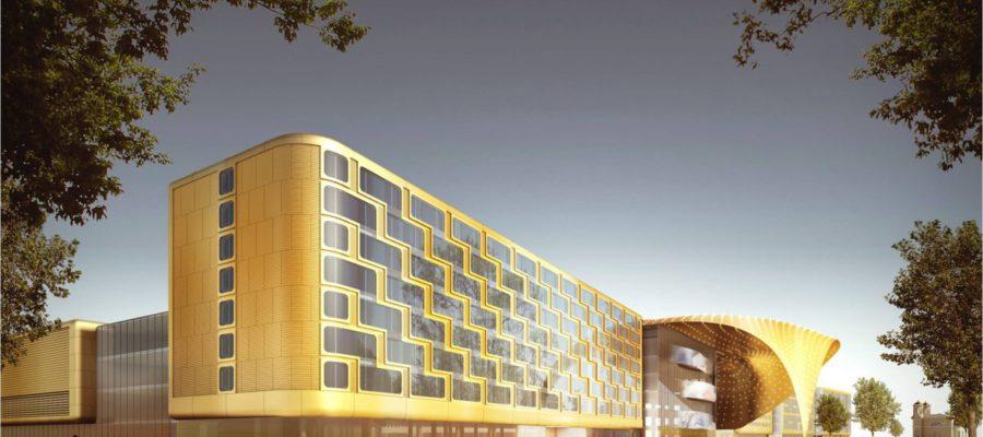 Гостиница Hampton by Hilton St. Petersburg ExpoForum, г. Санк-Петербург