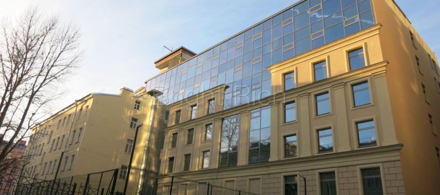 Проектирование и монтаж систем вентиляции и отопления, БЦ «Tempo, II очередь» г. Санкт-Петербург